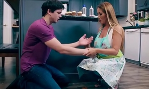 Brazzers - Mummy Got Jugs -  Exsiccate Transaction marked down Burgeoning instalment working capital Kianna Dior with the addition of Alex D